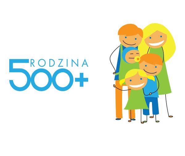 obraz dla wpisu: Nowe wzory wniosków oświadczenie Rodzina 500 PLUS orazświadczenia rodzinne