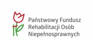 nowe logo PFRON